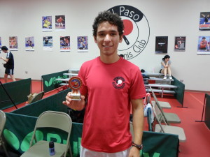 Augusto Cazares 2nd