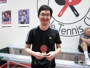 Pablo Li 1st