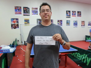 Rudy Urias, 3rd